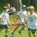 Lacrosse at NST Summer Sports Camp