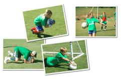 Goalkeeping pics
