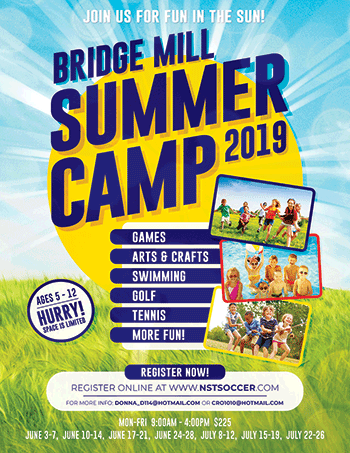 Bridge Mill flyer 2019